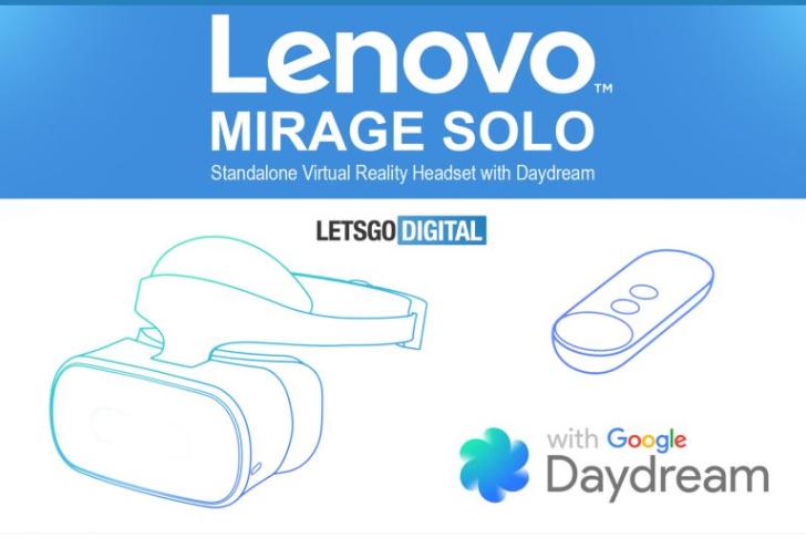 Lenovo скоро представит шлем виртуальной реальности