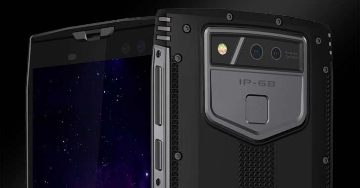 Анонсирован защищенный смартфон Doogee S50