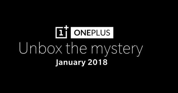Новая версия OnePlus 5T может появиться уже в январе