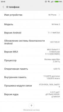 Обзор Xiaomi Mi Note 3 — шаг в сторону?