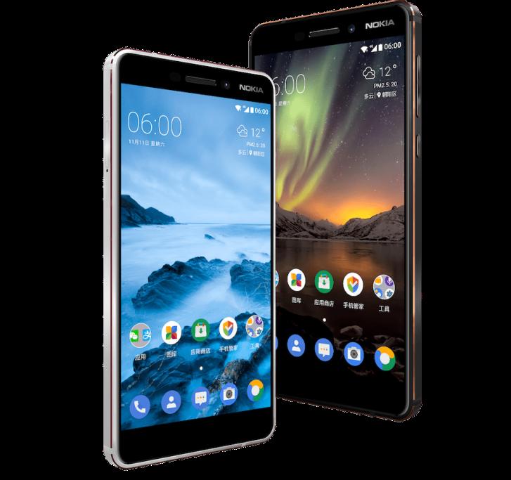 Официально представлен обновленный вариант Nokia 6