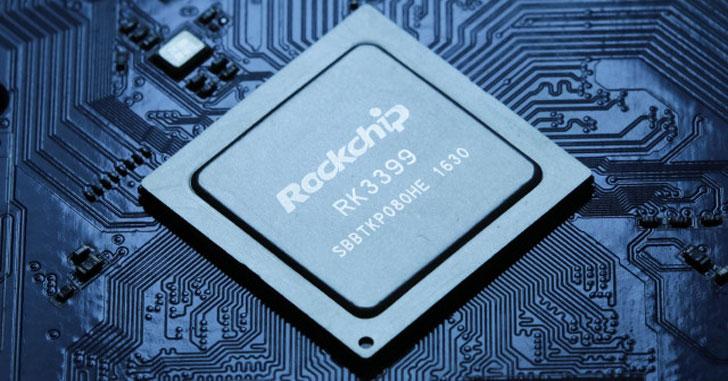 Rockchip представила свой процессор с поддержкой ИИ