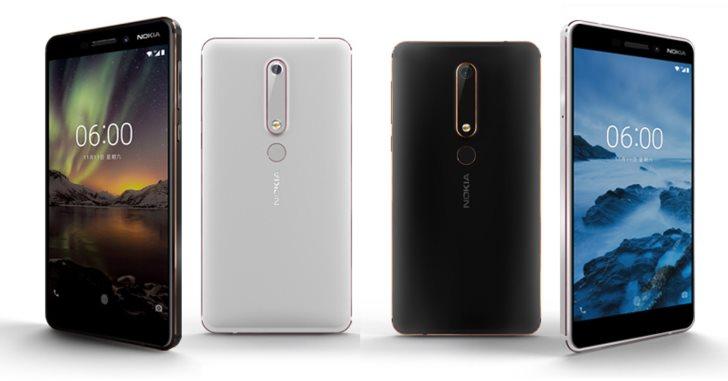 Nokia 6 (2018) обновляется до Android 8 Oreo