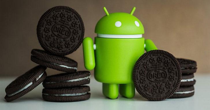 ОС Android 8.х Oreo всё также занимает менее 1% рынка