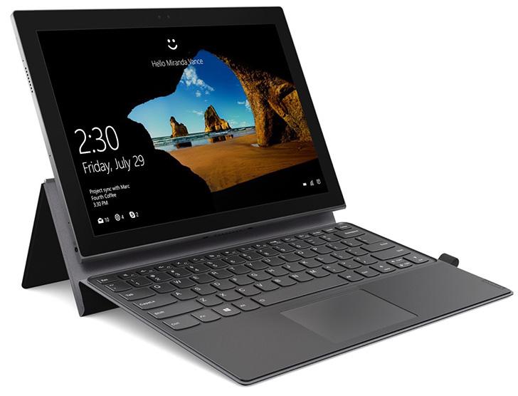 Анонсирован планшетный компьютер Lenovo MiiX 630
