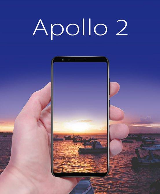 Vernee наконец-то вспомнила про смартфон Apollo 2