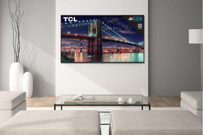 TCL продемонстрировала две новые линейки телевизоров