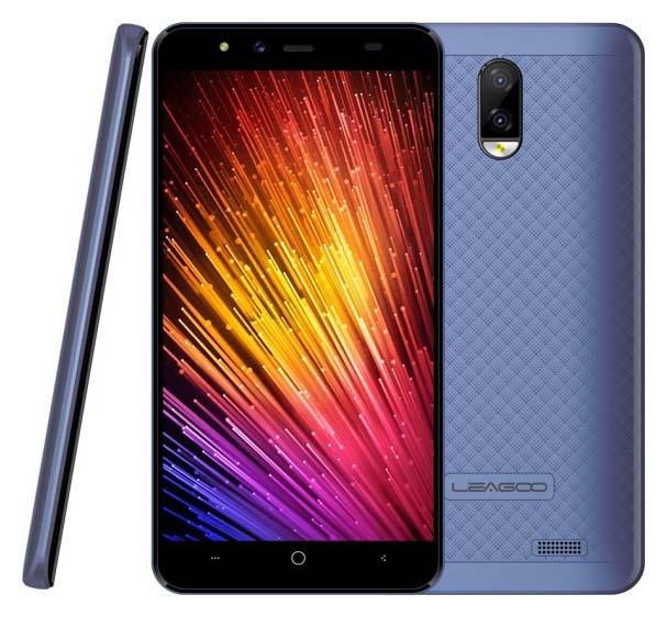 Анонсирован доступный смартфон Leagoo Z7