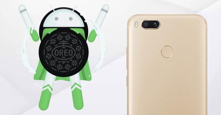Приостановлено обновление Xiaomi Mi A1 до Android 8 Oreo