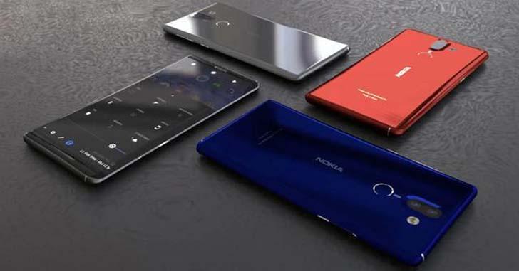 Будущий флагман Nokia 9 показали на новых изображениях