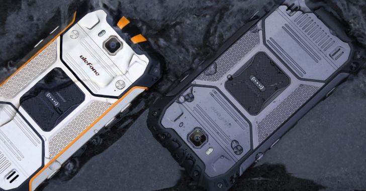 Ulefone подготовила защищенный смартфон Armor 2S