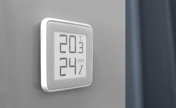 Xiaomi выпустила цифровой термометр с экраном E-Ink