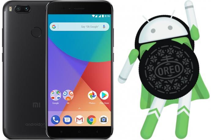 Xiaomi Mi A1 вновь можно обновить до Android Oreo
