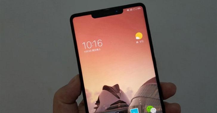 Xiaomi Mi Mix 2S представят на выставке MWC 2018?