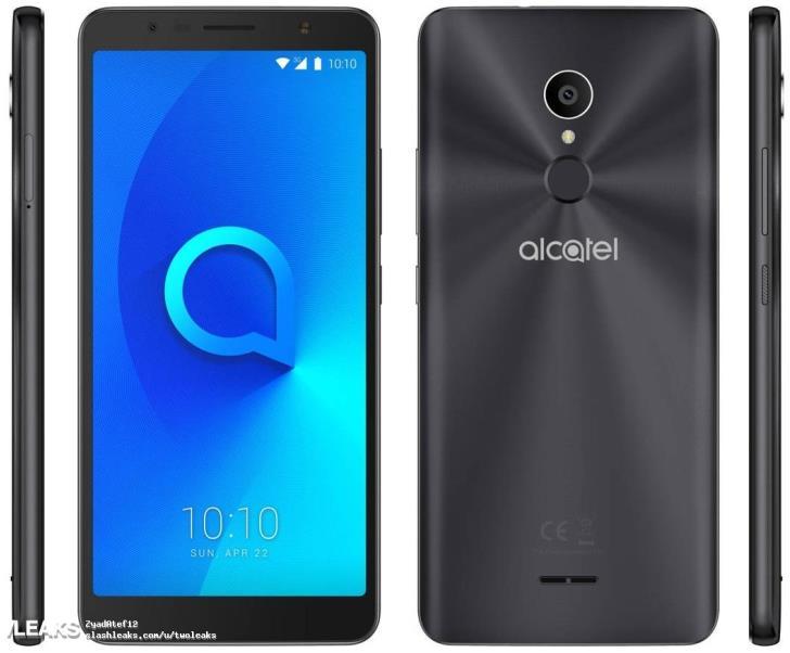 Смартфон Alcatel 3C поступил в продажу