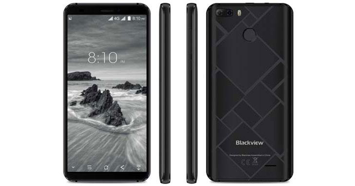 Анонсирован скромный смартфон Blackview S6