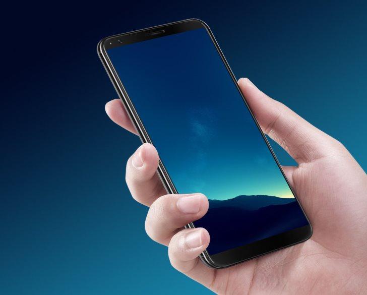 Cubot сделает бюджетный смартфон с экраном 18:9