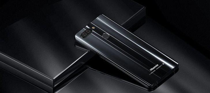 Представлен смартфон Hisense H11