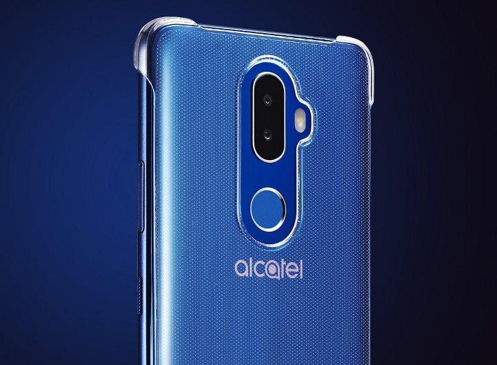Опубликованы характеристики и рендеры Alcatel 3V