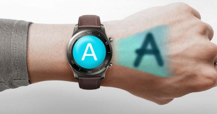 Huawei запатентовала поддержку жестов смарт-часами