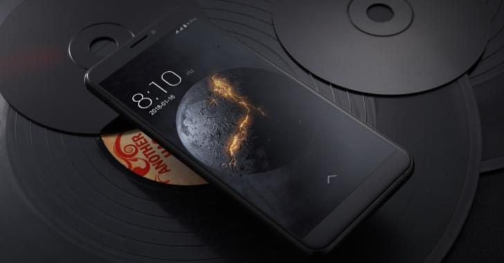 Blackview S6 с тонкими рамками предлагается всего за $99,99