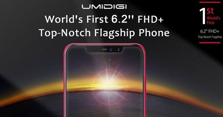 """Umidigi Z2 - очередной """"китаец"""" в стиле iPhone X"""