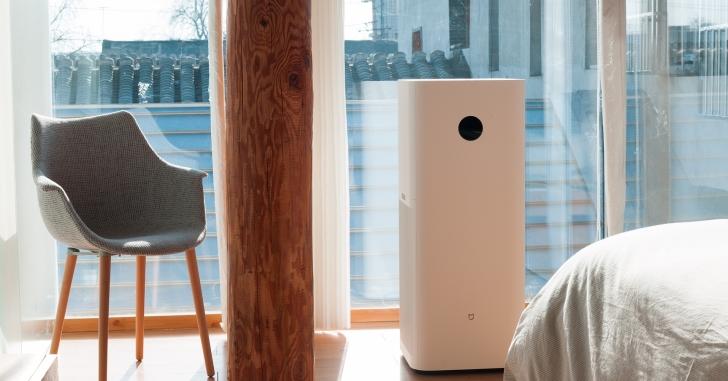 Xiaomi похвасталась существенным ростом продаж очистителей воздуха