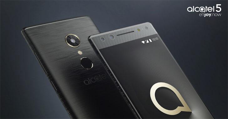 Смартфон Alcatel 5 получил внушительный ценник в $280