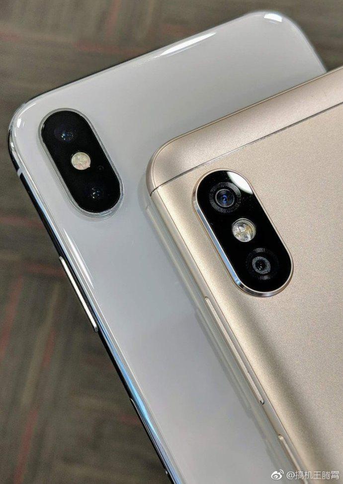 Так выглядит основная камера Xiaomi Redmi Note 5 Pro