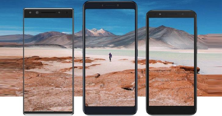 Alcatel представит смартфоны 5, 3V и 1X до выставки MWC 2018