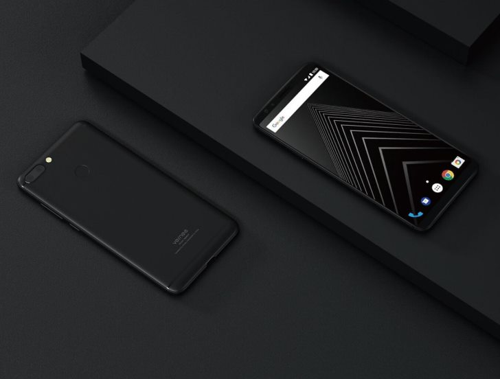 Vernee через несколько дней анонсирует два смартфона