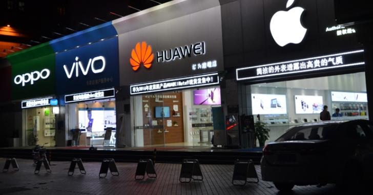 Китайские производители наращивают усилия по захвату тайваньского рынка