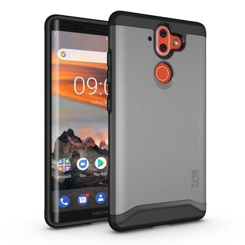 Рендеры раскрывают внешний вид Nokia 9