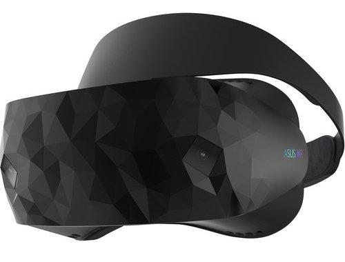 Asus выпустила шлем смешанной реальности