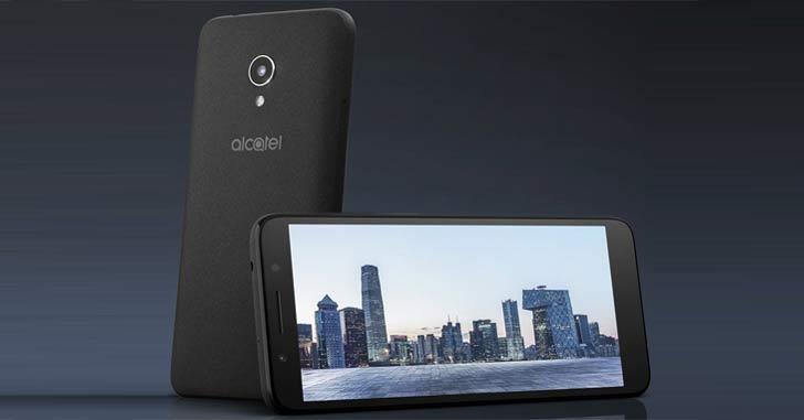Опубликованы пресс-фото и характеристики Alcatel 1X, 3 и 3X