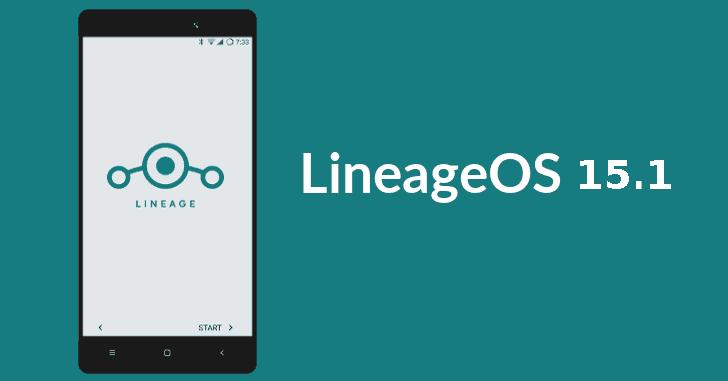 Lineage OS 15.1 на базе Android 8.1 доступна для некоторых китайских смартфонов