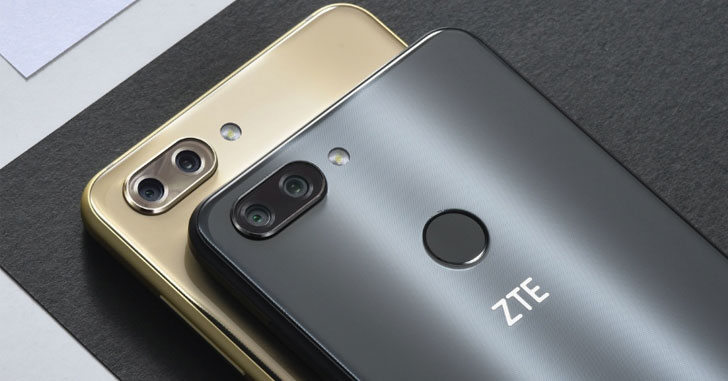 Представлены ZTE Blade V9 и Blade V9 Vita с двойными камерами