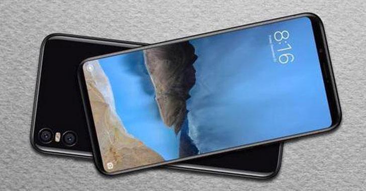 "Флагман Xiaomi Mi7 показали на ""живых"" фотографиях"
