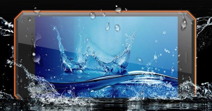 Представлен защищенный смартфон Nomu M6