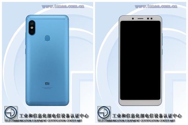 Xiaomi Redmi Note 5 запустят в Китае через две недели
