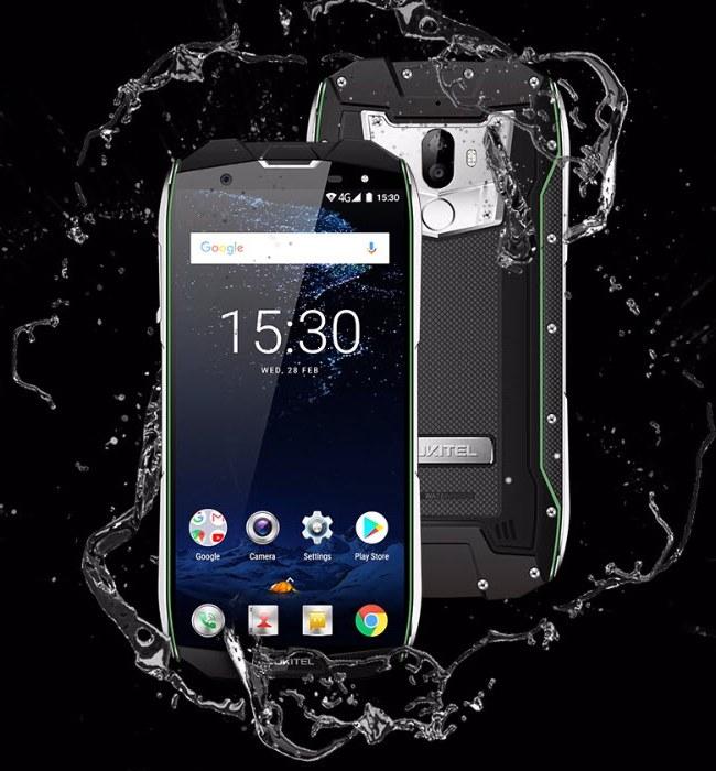 Защищенный смартфон Oukitel WP5000 получил 6 Гб оперативной памяти
