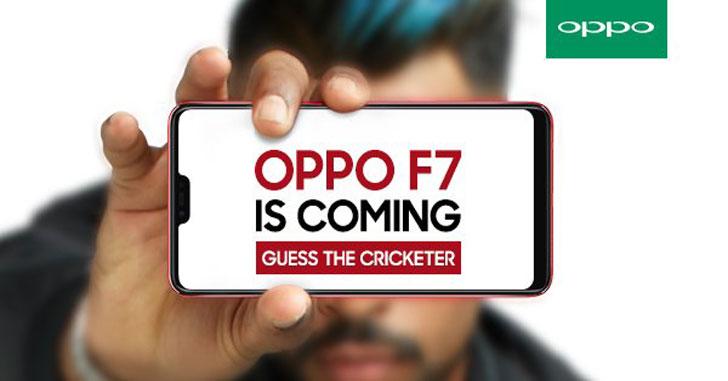 Oppo F7 будет оснащен 25-мегапиксельной фронтальной камерой