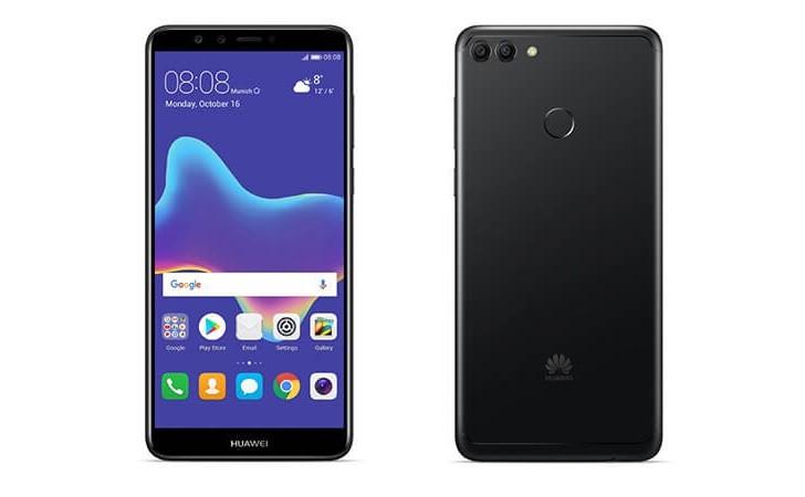 Представлен Huawei Y9 (2018)