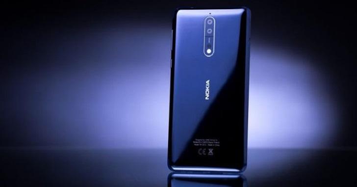 Стали известны спецификации смартфона Nokia 8 Pro