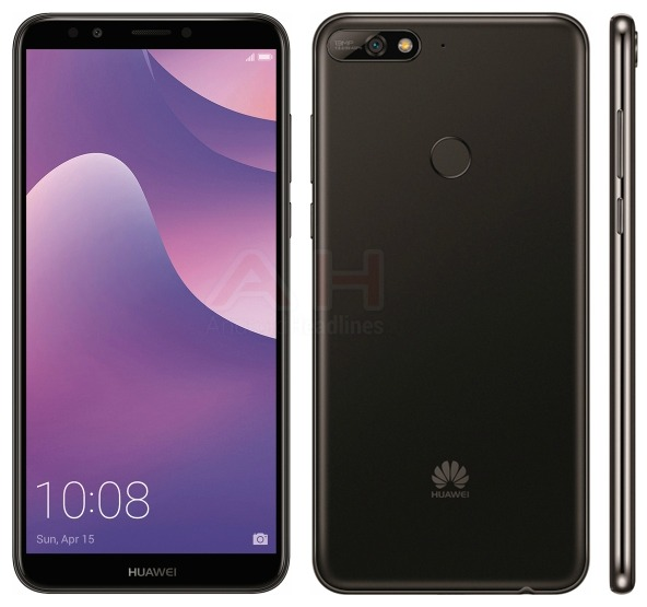 Появились некоторые сведения о Huawei Y7 (2018)