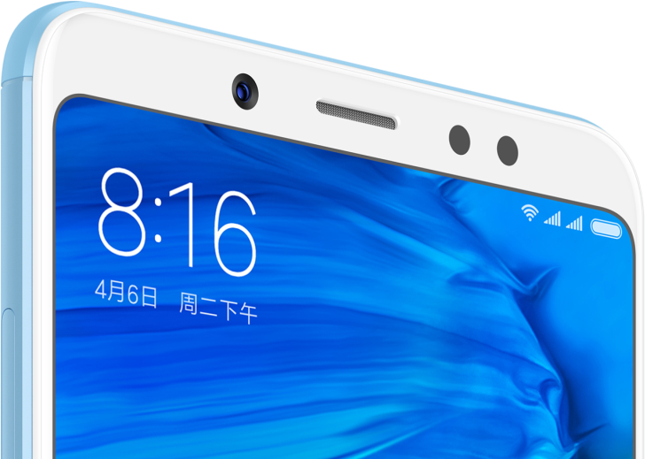 В Китае представлен Xiaomi Redmi Note 5