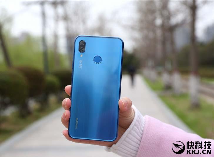 Официально представлен смартфон Huawei nova 3e (P20 Lite)