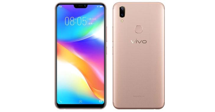 Анонсирован Vivo Y85 - еще один смартфон с монобровью