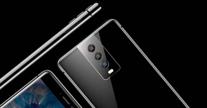 Смартфон Vkworld K1 получит тройную основную камеру