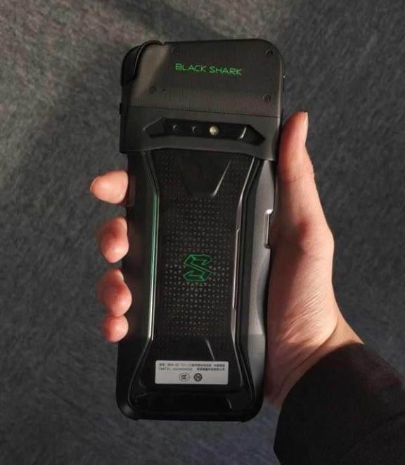 Игровой смартфон Black Shark показали на фото и рекламном тизере